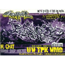 Grafferz #6 | Graffiti Magazine